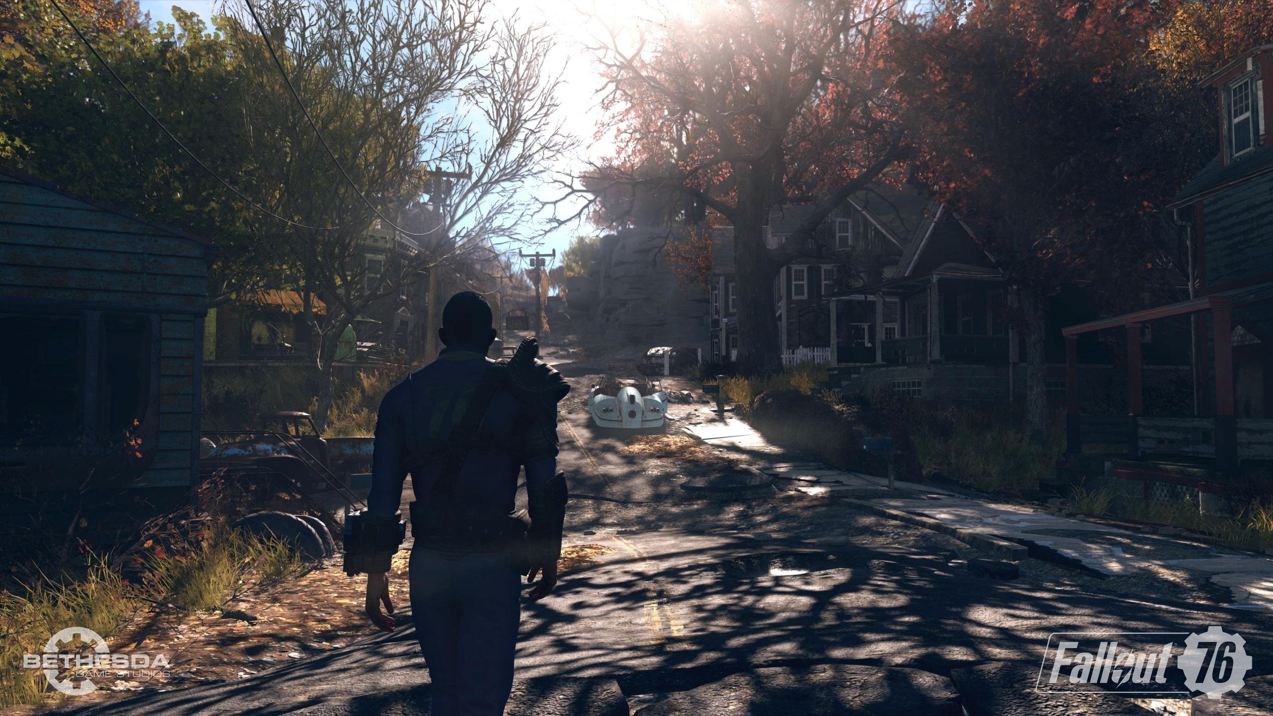 Глава разработки Fallout76 Джефф Гардинер рассказал, что в игре будет стелс, который позволит игрокам исчезать с мини-карты других пользователей.