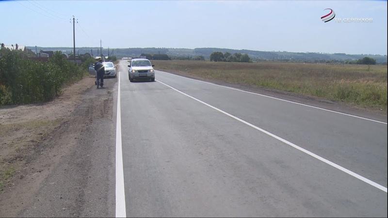 Ремонт дорог дошел до окраин сельских поселений