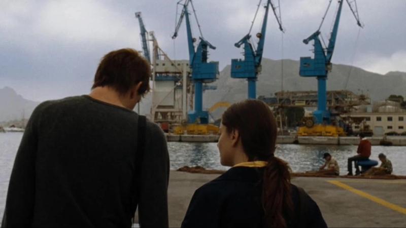 СЪЕМКИ В ПАЛЕРМО (2008) - драма. Вим Вендерс 1080p