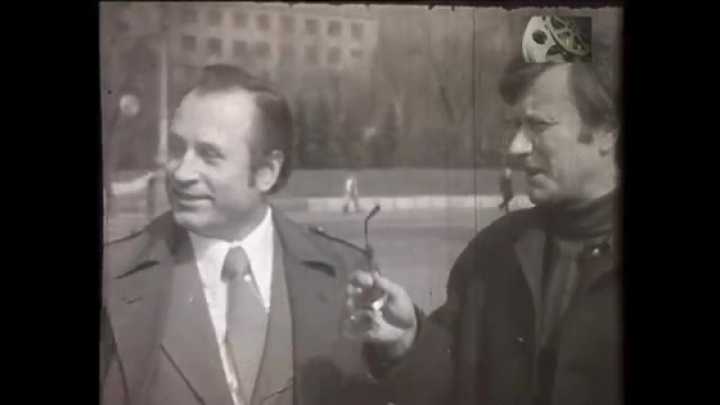 Андрей Миронов в Харькове 1976 год