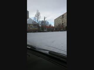 Зима в Кувандыке