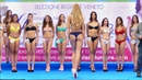 Miss Blumare finale regionale Veneto 2018- Thiene centro commerciale Carrefour