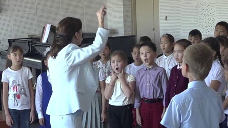Методология репетиционно-исполнительского процесса в детском хоре. Елена Щеглова