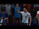 FIFA18 Карлос Тевес - шикарная обводка ассист на Агуэро