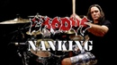 EXODUS Nanking Drum Cover