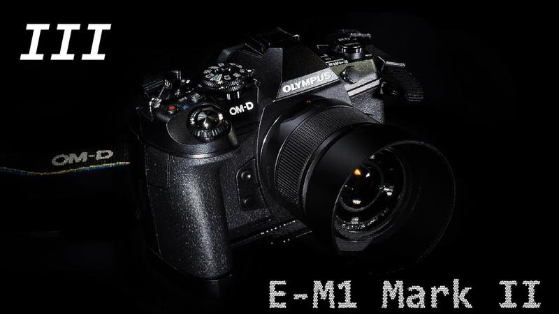 OM-D E-M1 Mark II - Испытание Детьми