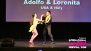 2018 Singapore International Latin Festival Adolfo Lorenita