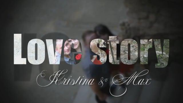 ♥Love story♥ Kristina Max Wir Heiraten. Hochzeitsvideo. Full-HD 01520 1707762
