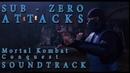 SUB - ZERO ATTACKS. Mortal Kombat. Conquest. [Soundtrack]