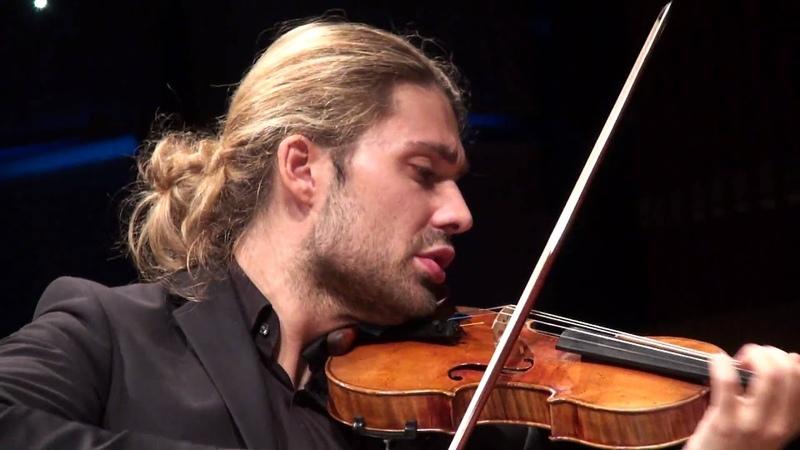 David Garrett Julien Quentin - W.A. Mozart (1/2)