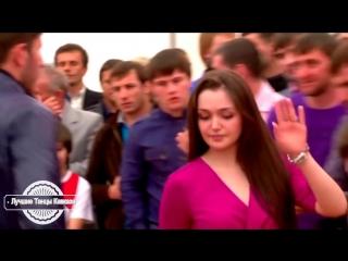 Супер ЛЕЗГИНКИ На Чеченской Свадьбе С КРАСАВИЦАМИ