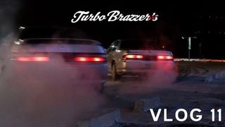 #TurboBrazzers |Vlog 11|Тренировка|Обзор Subaru для Дрифта|Прохват по городу