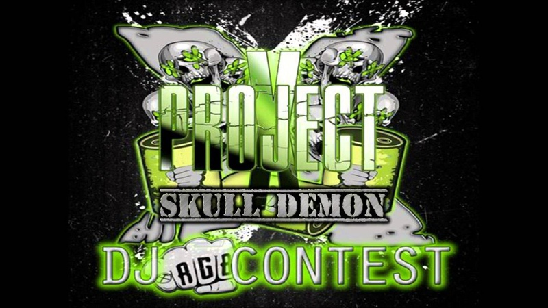 Skull Demon - Ruhr'G'Beat Project X Contest