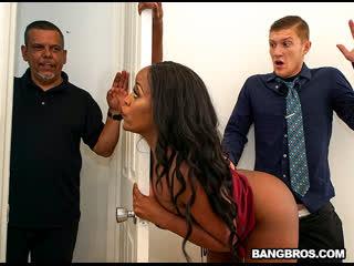 Nyna stax [pornmir, порно вк, new porn vk, hd 1080, hardcore, cumshot, amateur, big ass, black, ebony, cowgirl, riding]