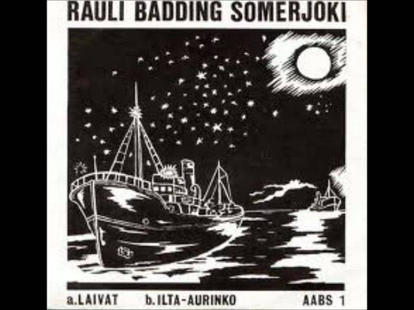 Rauli Badding Somerjoki - Ilta-aurinko
