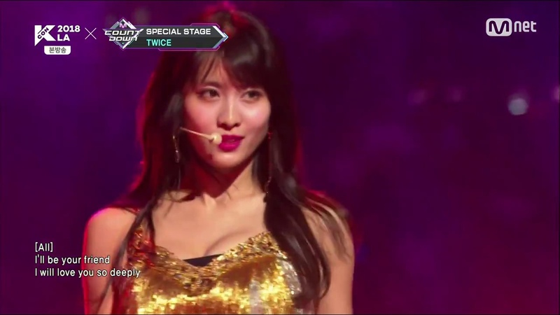 TWICE (트와이스) [Special Stage] Beyonce - End Of Time