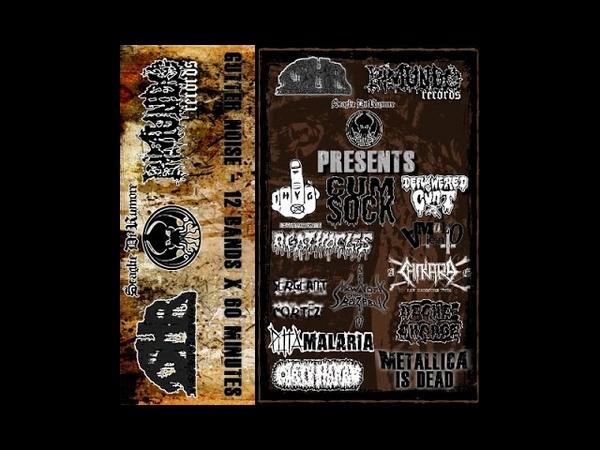 Gutter Noise 12 Bands x 60 Minutes 2019 Noisecore Raw Punk Mincecore