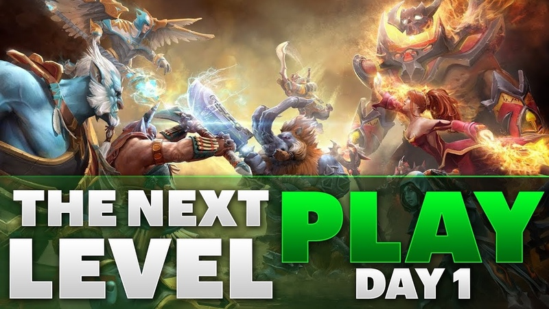 Dota 2 TI8 - The Next Level Plays - Day 1 - The International 8