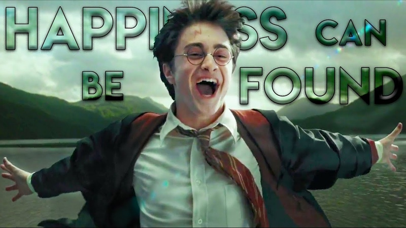 Happiness Can Be Found - Multifandom