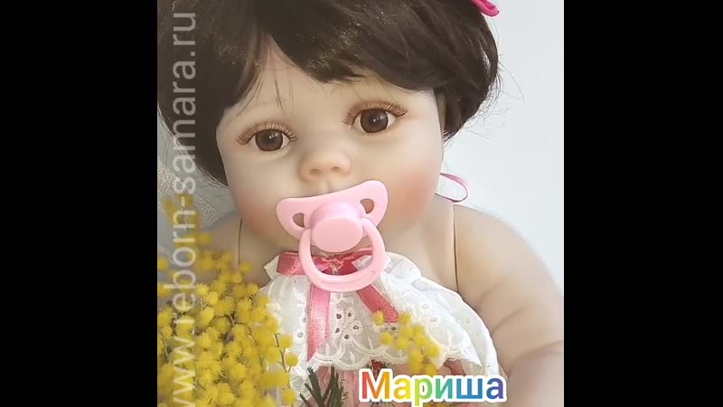 Куклы-реборн NPK.mp4