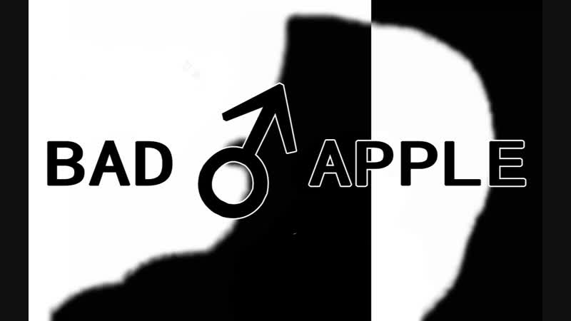 【Gachimuchi】Bad♂Apple