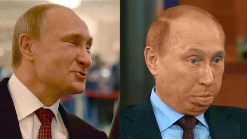 Генпрокуратура вынуждена проверить двойников Путина