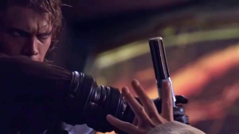 Star Wars Episode III – Die Rache der Sith HD Anakin vs Obi Wan German