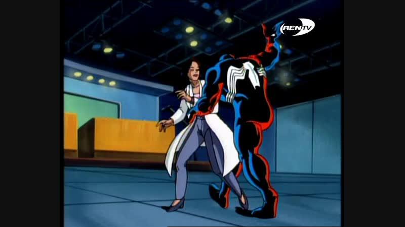 Человек паук 3 сезон 11 серия Потрошитель 13.04.2002