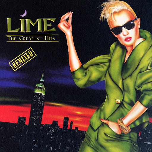 Lime альбом The Greatest Hits (Remix)