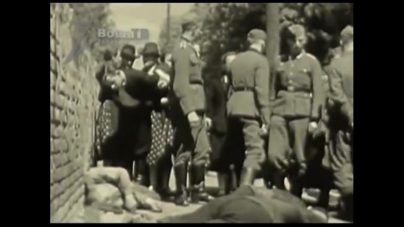 Граница. Часть 12. Вторая мировая война(от ВоенТВ Беларуси)