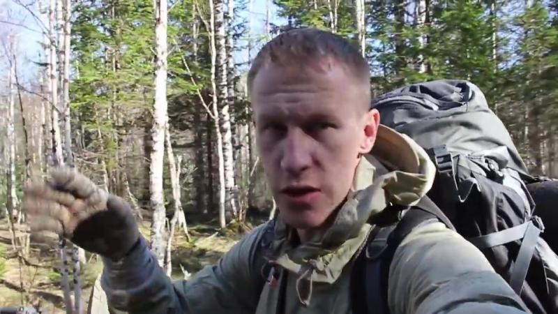 [abvgat] БЫВШАЯ ИЗБА КАРЛИКОВ или ЙЕТТИ? Нашел в лесу и прикололся АБВГАТ