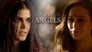 The 100 | Not about Angels [ season 5, Clexa, Bellarke, Octavia, Madi, Monty and Harper]