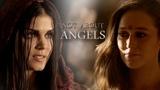 The 100 | Not about Angels [+season 5, Clexa, Bellarke, Octavia, Madi, Monty and Harper]