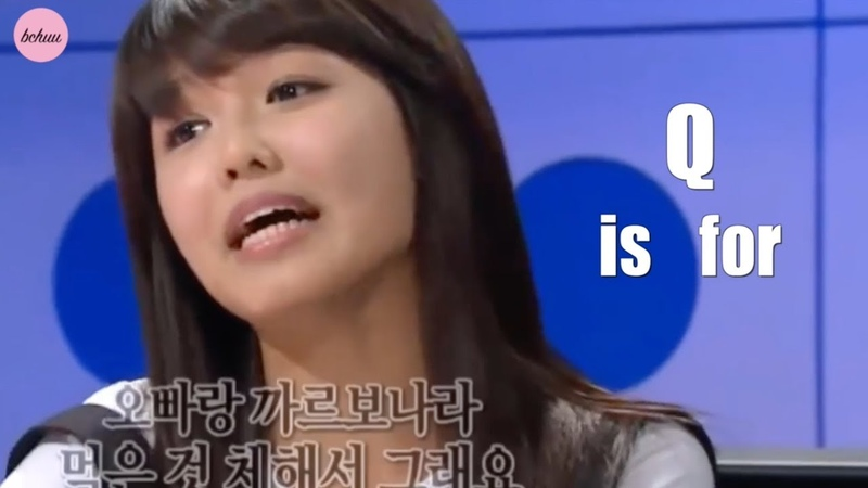 Learn the Alphabet with Girls' Generation SNSD