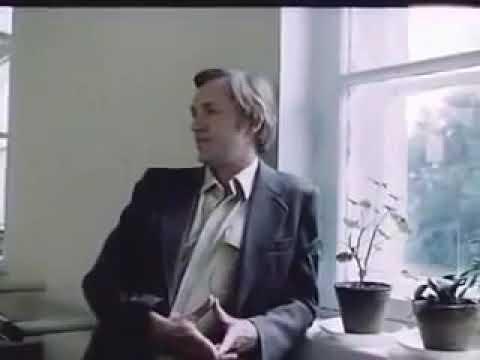 ⚜️ НИМИ ЛЕКЦИЯ О ЖИВОМ ПИТАНИИ В СССР 1986г
