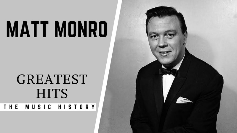 Matt Monro - Greatest Hits (FULL ALBUM - GREATEST DUO - BEST OF SURF ROCK)