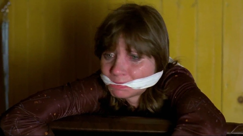Tiana Pierce Deborah Luce cleave gagged in Mother's day 1980