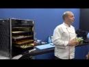 Готовим 4 блюда за 1 час в духовке NEFF B58VT64N0