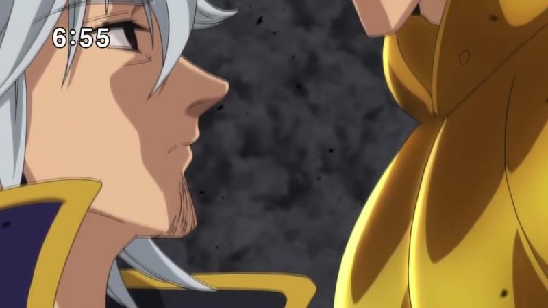 Эсканор против Эстаросса ► Escanor vs Estarossa Семь смертных грехов Nanatsu no Taizai
