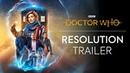 Трейлер новогоднего спецвыпуска Resolution