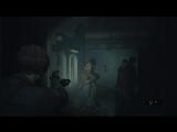 4 минуты геймплея демо Resident Evil 2 с поддержкой лучей Nvidia.