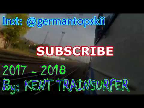 Зацепинг 2017 2018 Trainsurfing in Ukraine and Russia