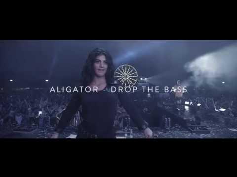 Dj Aligator - Drop The Bass