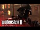 Стрим - Wolfenstein II: The New Colossus! ГРЯЗНЫЕ НАЦИСТЫ!! ПРОХОЖДЕНИЕ! 1