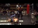 Dragon Libre, Kamui vs. Takoyakida, Ultimate Spider Jr. (Takashi Sasaki Produce - Pro-Wrestling Sengoku-Jidai)
