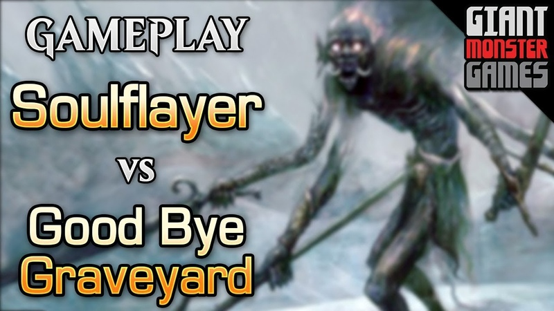 Soulflayer -vs- Mill - MTGO league Gameplay 02