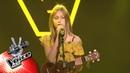 """Шоу Голос Kids Фландрия (Бельгия) 2018. - Джолиан с песней «Не волнуйся, счастлив . — The Voice Vlaanderen (Belgium) 2018. - Jolien - Don't Worry Be Happy"""" (оригинал Bobby McFerrin)"""