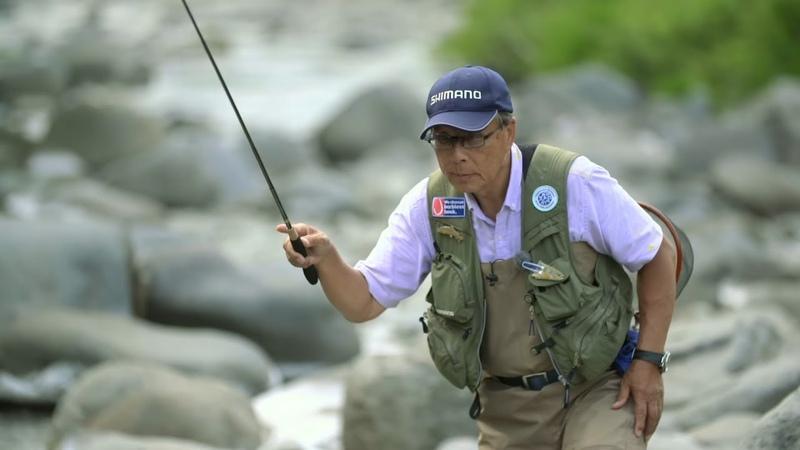 246 日本古来からの釣り「テンカラ」 美しき魚を求め岐阜の渓を歩く