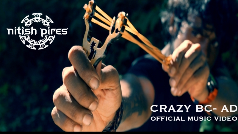Nitish Pires' Crazy Video Is out now. Enjoy his Independent video Project. Follow the link for the full video Full video Link -