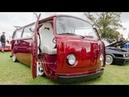 Volkswagen VW T2 Suicide door low Baywindow Bulli Bus Overhaulin